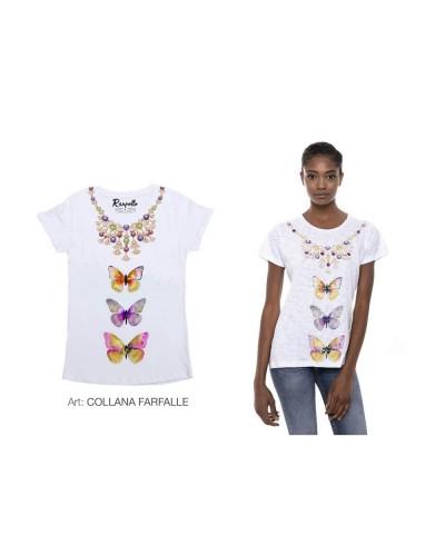 Ranpollo T-Shirt Limited donna fantasia