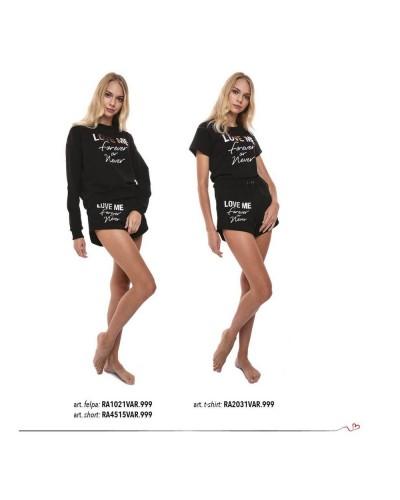 Ranpollo Sweatshirt Love Me Collection