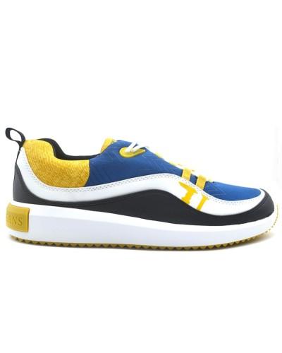 Trussardi Jeans Sneakers uomo multicolor