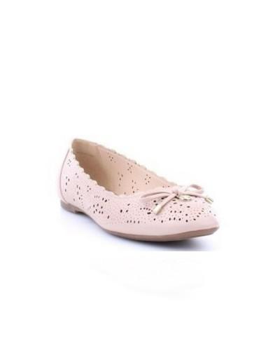 Gattinoni Roma Ballerina donna rosa