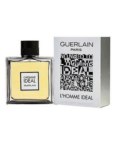 Perfume Guerlain Paris L'homme Ideal 50ML eau de toilette