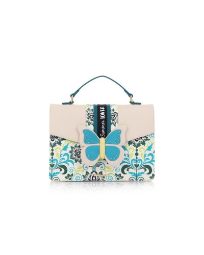Le Pandorine Wild Bag SUMMER Green