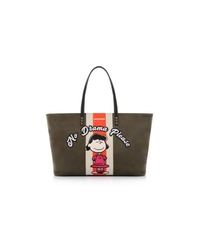 Pandorine Bag Shopper CP Shopper, LUCY, Army Green