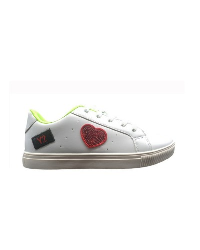 YNOT Sneakers women Fluo/Sequins