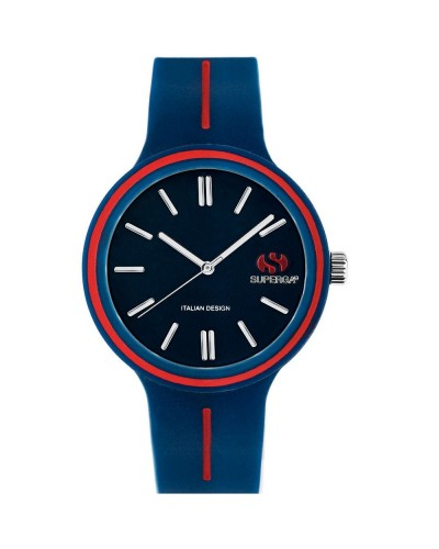 Superga Watch Only Time man silicone