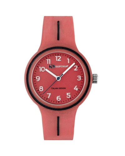 Superga Watch Only Time child silicone