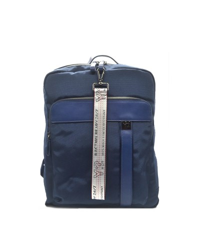 YNOT Backpack man blue