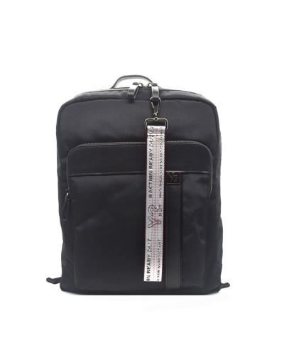 YNOT Backpack man black