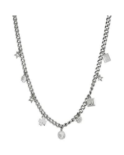 Liu Jo damen Halskette mit charme