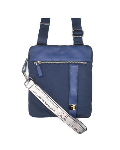 YNOT Shoulder Bag man blue