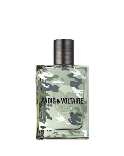 Fragrance Zadig & Voltarire This is him No Rules 50ML eau de toilette