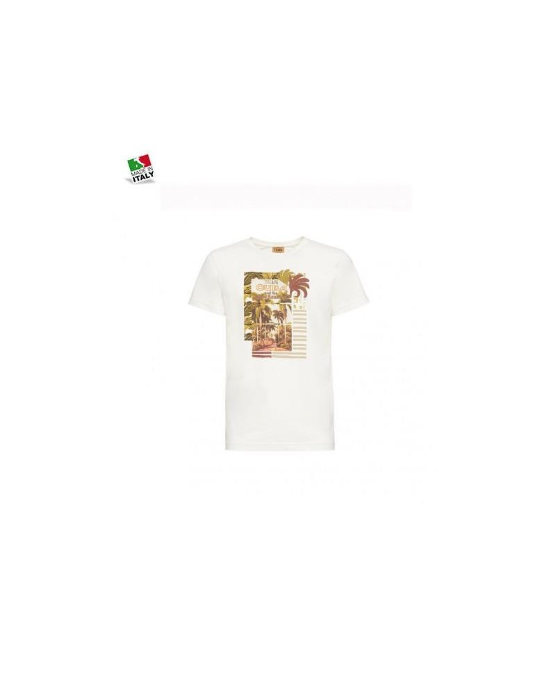 hot sale online ed658 f05ee Alviero Martini 1 Classe T-shirt uomo con stampa