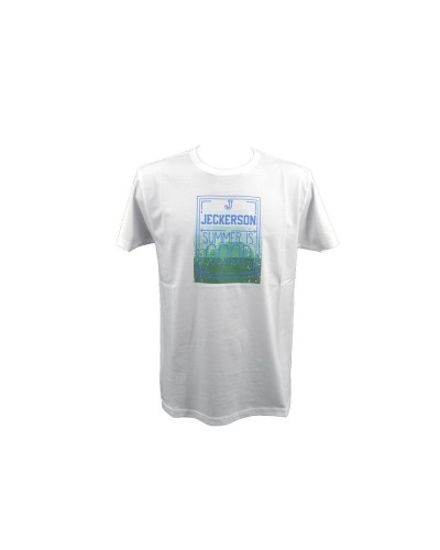 Jeckerson men's T-shirt with print