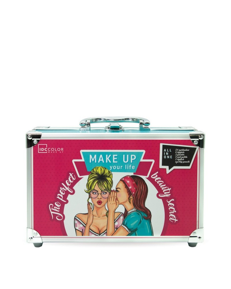 IDC Colour Make up Box with printing