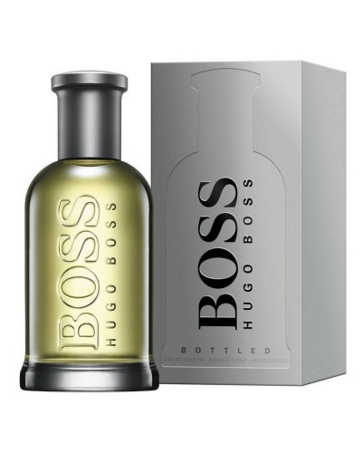 Boss Bottled Eau De Toilette, Herren 50 ML Spray