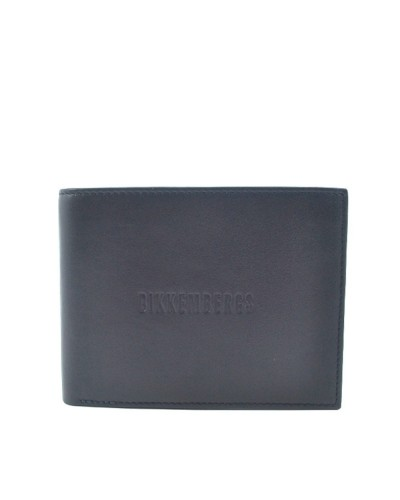 BIKKEMBERGS men's Wallet large-blue/red