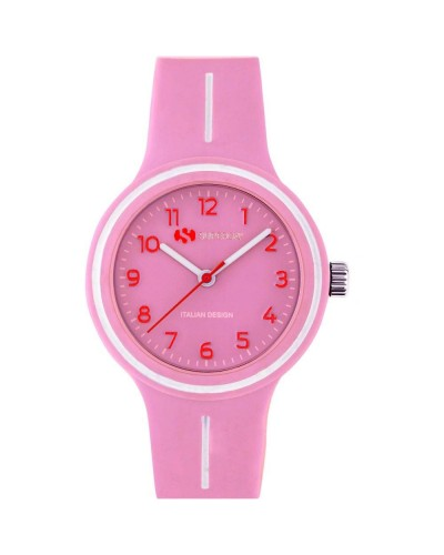 Superga Orologio Junior rosa fluo