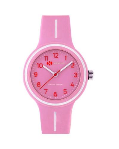 Superga Orologio Junior rosa fluo