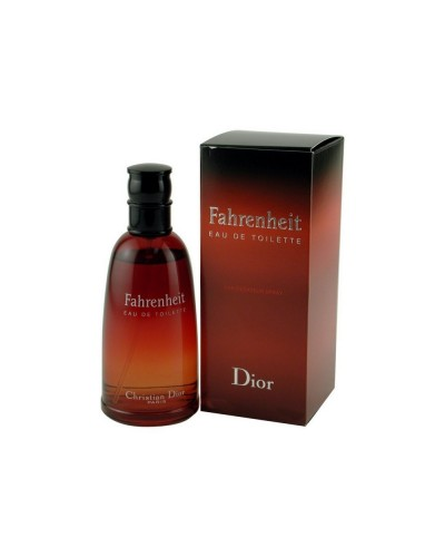 Dior Fahrenheit Eau De Toilette Man 100 ML Spray