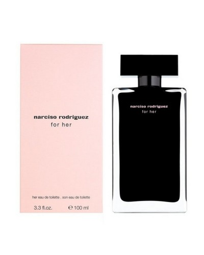 Narciso Rodriguez For Her Eau de Toilette 100 ML Spray