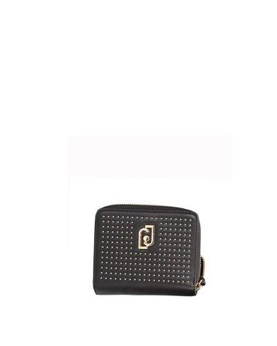 Liu Jo Portafoglio donna piccolo con borchie