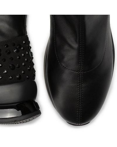 Liu Jo Sneakers a calza ecopelle con punti luce