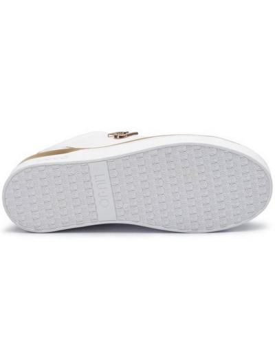 Sneakers Liu Jo Scarpa Donna Bianca suola