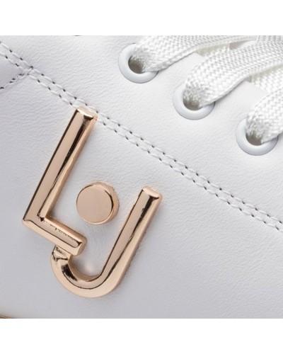 Sneakers Liu Jo Scarpa Donna Bianca dettaglio