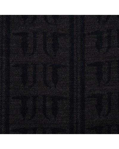 Pashimina Monogram Trussardi Jeans Sciarpa Uomo