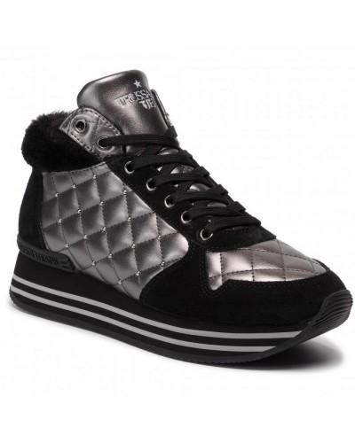 Sneakers Platform Trussardi Jeans Donna obliquo