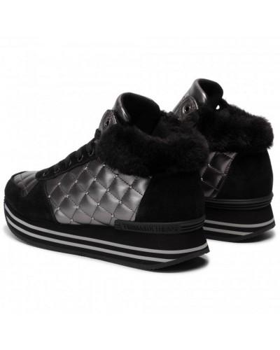 Sneakers Platform Trussardi Jeans Donna retro