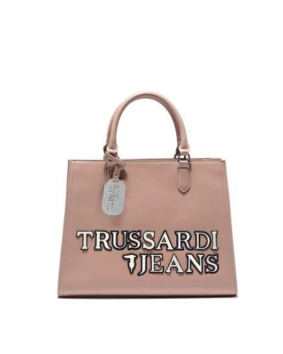 Borsa T-Tote Trussardi Jeans a Mano Donna