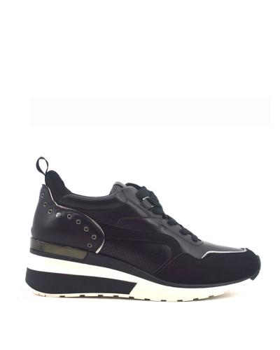 Sneakers Donna Gattinoni Roma Nere