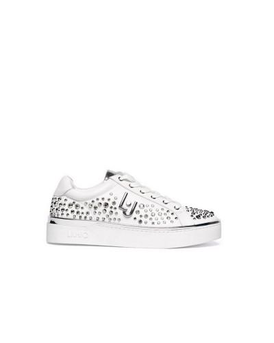 Scarpe Sneakers Con Borchie Liu Jo Donna