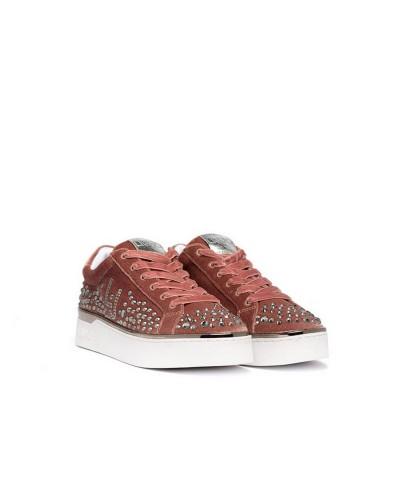 Scarpe Sneakers in Veluto Liu Jo Donna