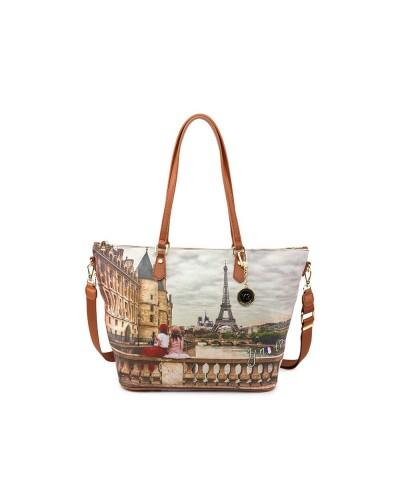 Borsa shopping Ynot donna C'est la vie Paris