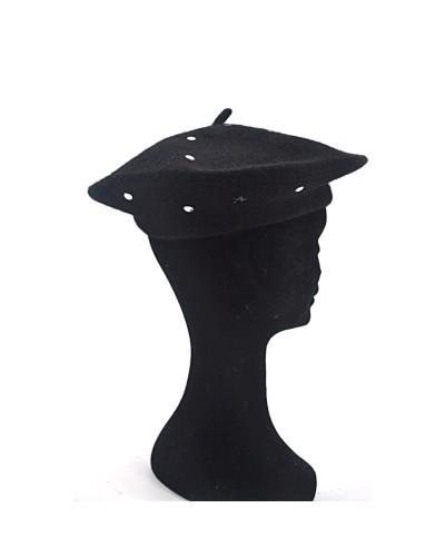 Cappello L'Atelier Du Sac Basco Donna Con Applicazioni