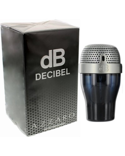 Azzaro Decibel Eau De Toilette 50 ML Spray