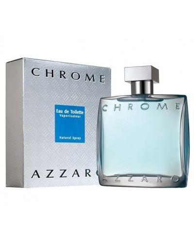 Azzaro Chrome Eau De Toilette 50 ML Spray
