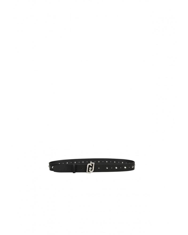 Cintura Liu Jo Donna Con Logo E Borchie