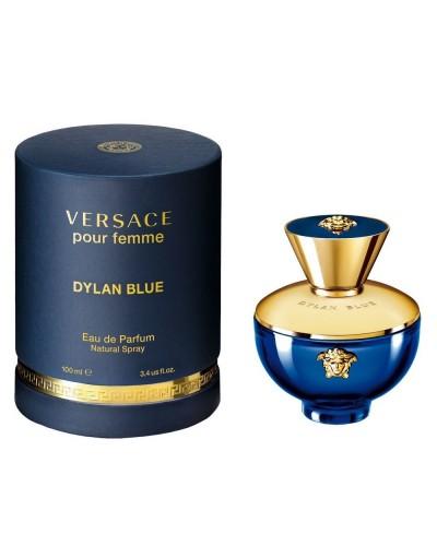 Versace Pour Femme Dylan Blue Eau De Parfum 100 ML Spray