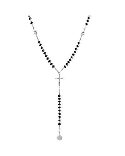 Collana Liu Jo donna rosario silver