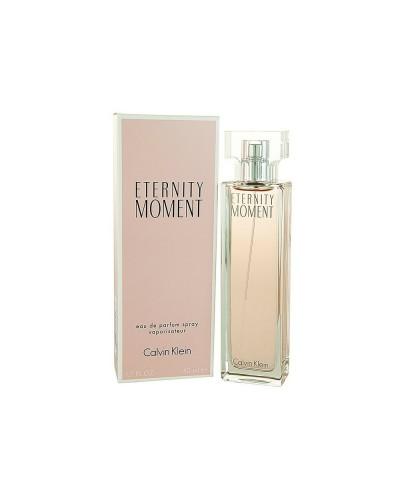 Calvin Klein Eternity Moment Femme Eau De Parfum Vaporisateur 50 ML