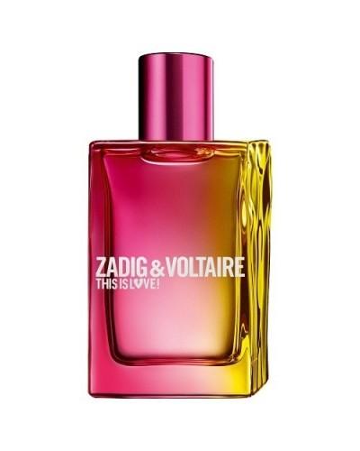 Profumo donna Zadig&Voltaire This is love eau de parfum 30 ml