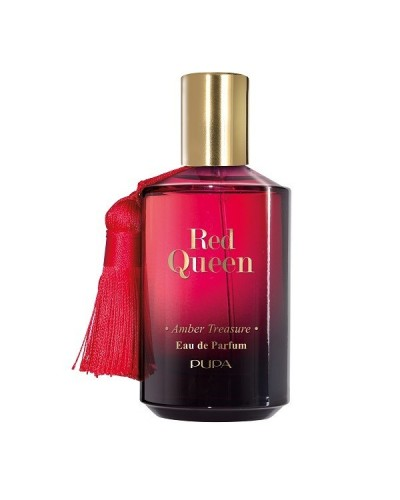 Profumo Pupa da donna Red queen Amber Treasure