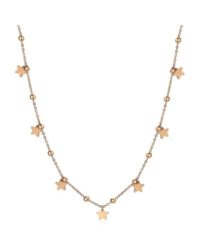 Collana Brand 7 Stelle Ros