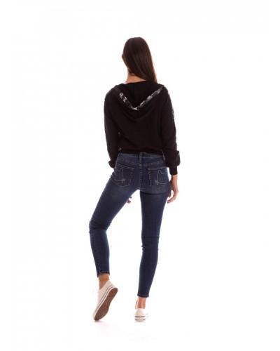 Jeans Mimì Muà donna skinny basic