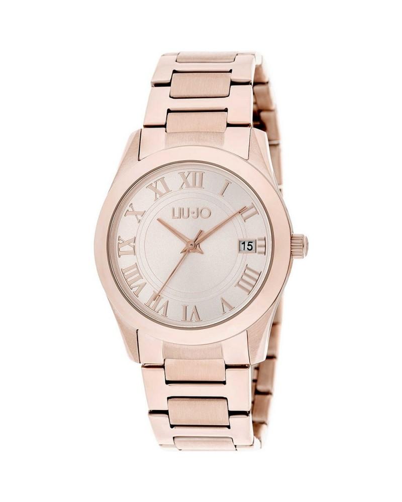 Watch Roman Woman TLJ1296 Liu Jo Luxury Gold Rose