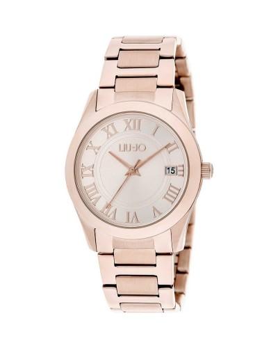 Uhr Frau Romana TLJ1296 Liu Jo Luxury Gold Rose