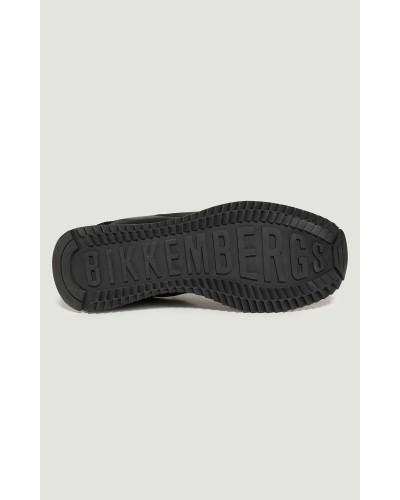 Sneakears Bikkembergs donna alte  con lacci e logo in evidenza